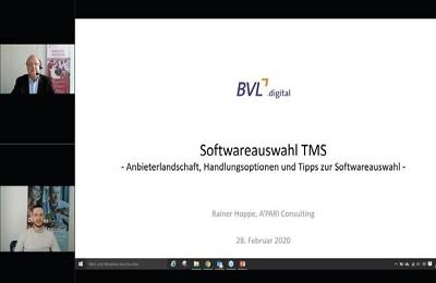 Softwareauswahl
