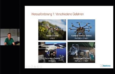Unerwünschte Drohnen