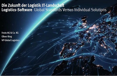 Logistik IT-Landschaft